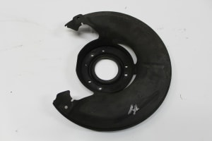 PROTECTIVE PLATE FRONT ABS