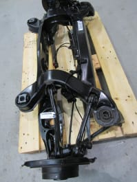 REAR AXLE CARRIER