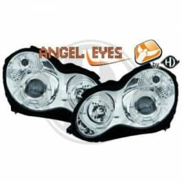 HEADLAMP SET ANGEL EYES