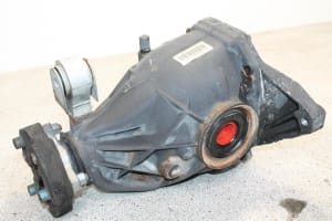REAR AXLE DIFFERENTIAL