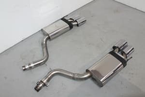 REAR EXHAUST PIPE