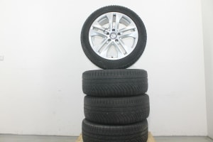 DISH WHEEL WITH TIRE