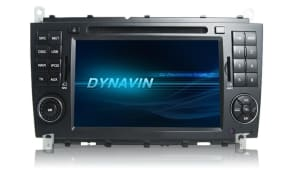 COMMAND DYNAVIN MULTIMEDIA DVD NAVI
