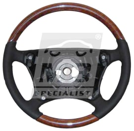 WHEEL LEATHER/WOOD WUR