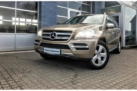 MERCEDES GL 350 CDI BE 4-M 7 PERS