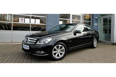 MERCEDES C 200 CDI BE AVANTGARDE 7G AUT