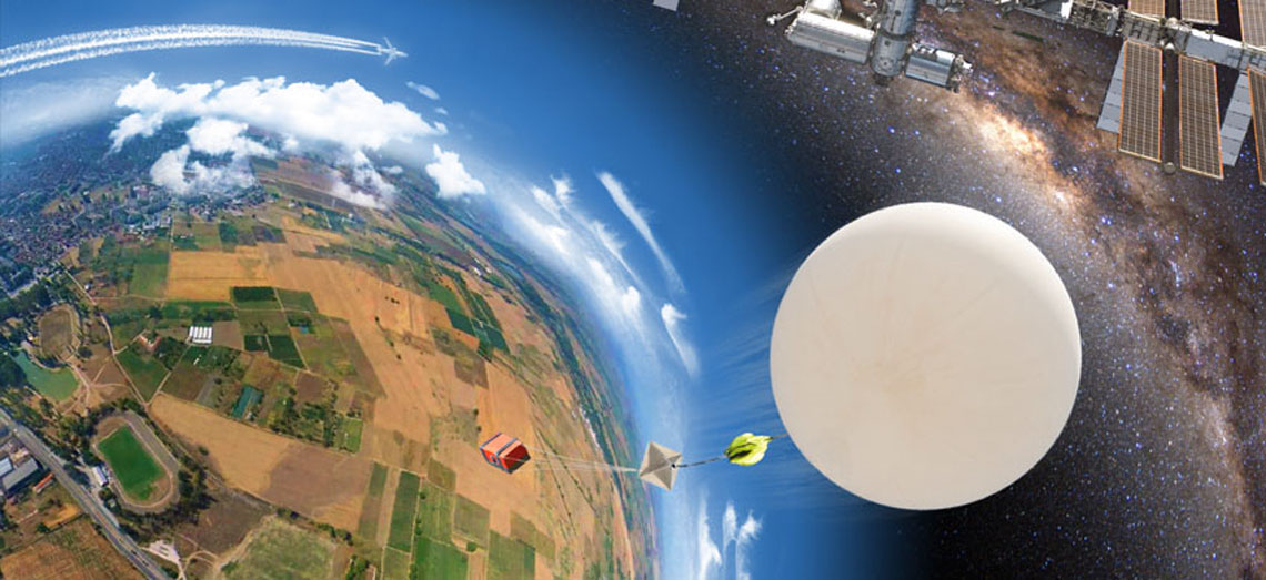Stratospheric flights