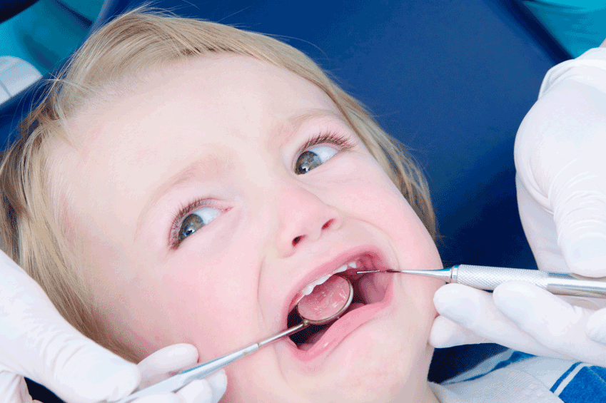 Tips for Tots: Your Child's First Dental Visit!