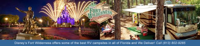 RV RENTAL for DISNEY