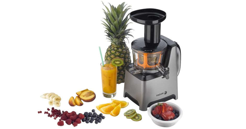 Fagor Platino Plus Slow Juicer Review : Fagor Platino Plus Slow Juicer and Sorbet Maker
