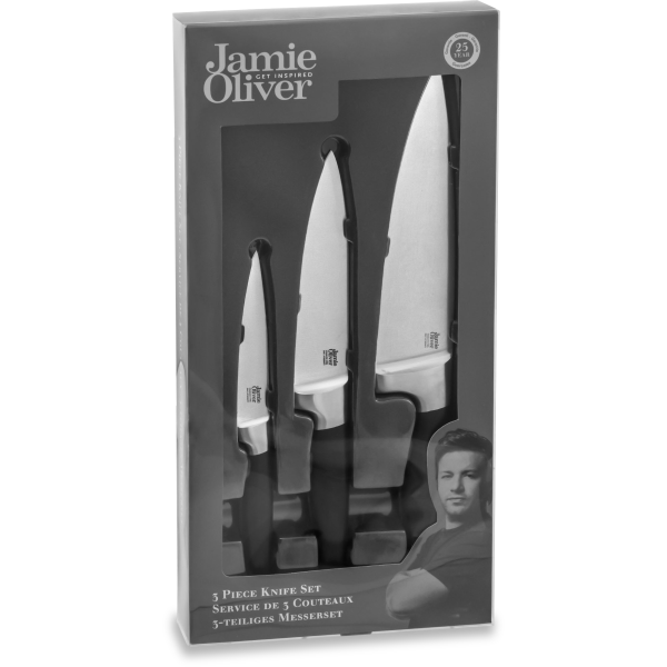 jamie oliver 3 piece knife set. Black Bedroom Furniture Sets. Home Design Ideas
