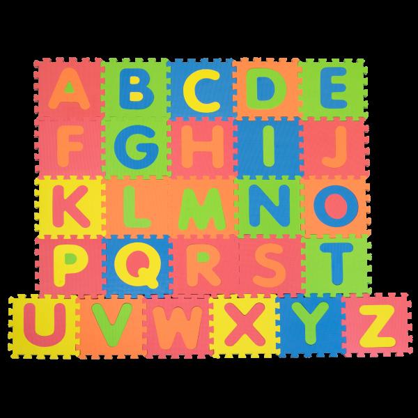 mota alphabet foam mat
