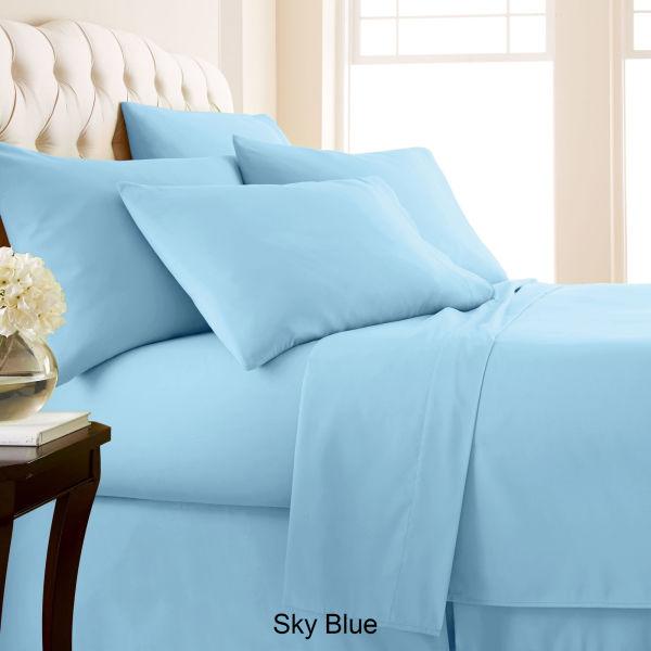 Bamboo Comfort 6 Piece Luxury Sheet Set