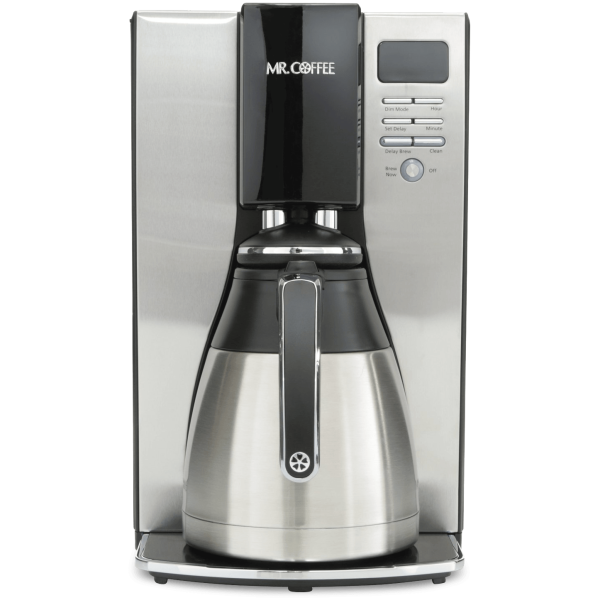 ONLINE EXCLUSIVE: Mr. Coffee 10-Cup Thermal Carafe Coffee Maker (Refurbished)