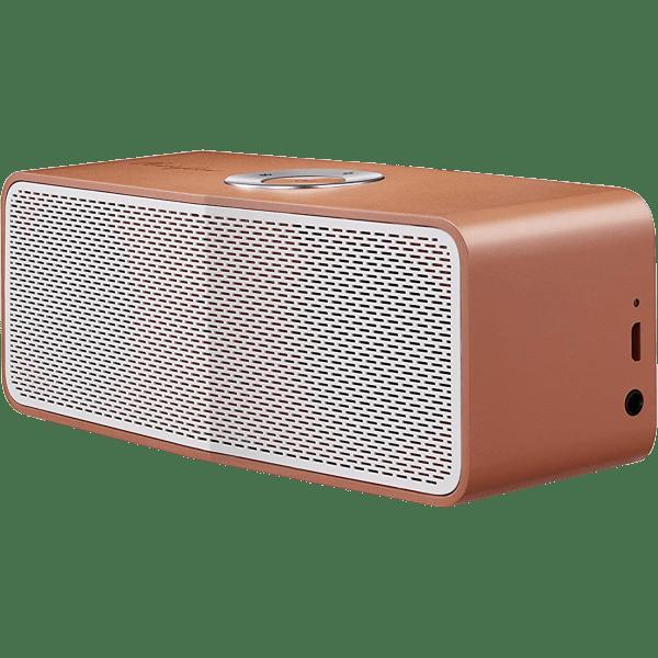 Lg Portable Bluetooth Speaker Np7550: LG Music Flow P5 Portable Bluetooth Speaker With Leather Strap Case