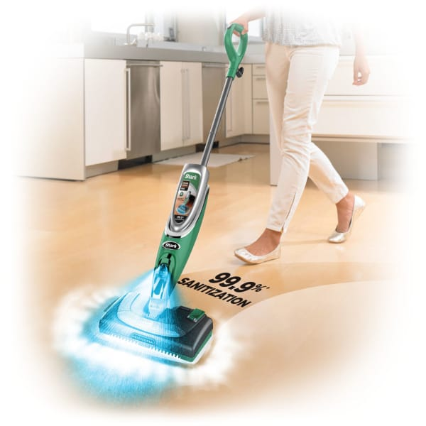 Shark Ss460 Steam Amp Spray Pro Mop With Interchangeable Heads