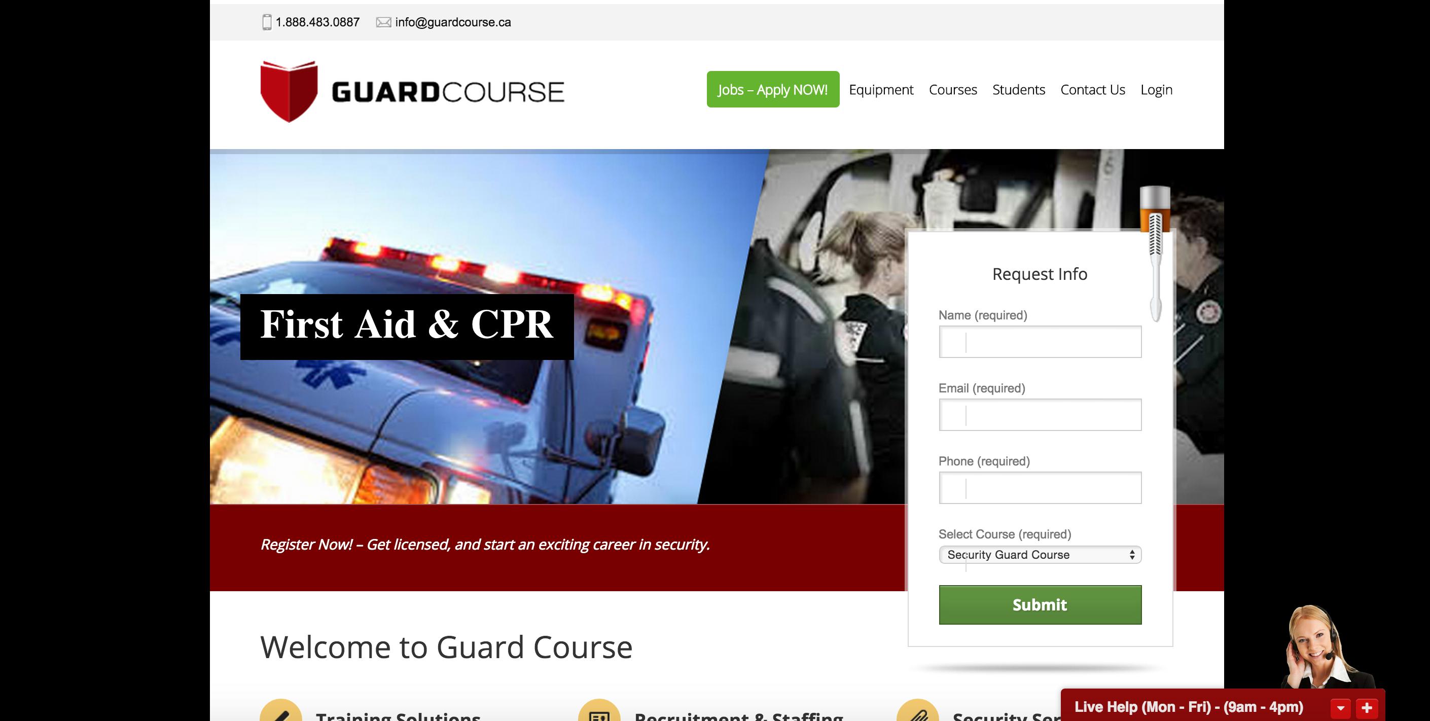 Guard Course