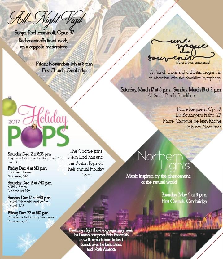 Brochure Concert Art