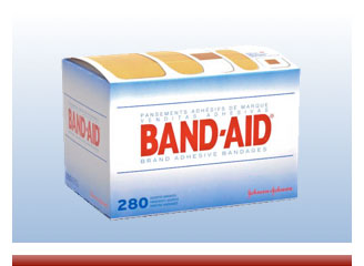 J&J Bandaid Variety Pack 280 Bx On Sale