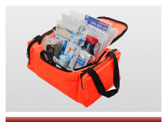 First Aid Kit Complete Small Bag On Sale