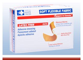Value Flexible Fabric Bandage On Sale
