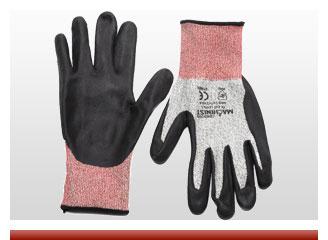 Machinist Glove Cut Level 4- On Sale