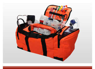 Deluxe First Responder Medical Kit - On Sale