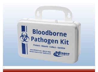 Bloodborne Pathogen Kit - On Sale