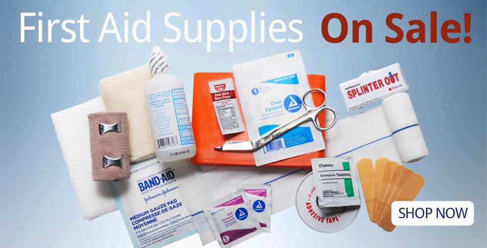 First Aid Supplies - First Aid Supplies