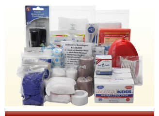 School First Aid Essentials Pack - New Product