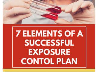 7 elements of a successful bloodborne pathogens exposure control plan