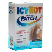 Medicated Pain Patch Icy Hot Patch 5/box