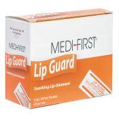 Lip Guard Lip Ointment Individual Packets 20/box