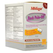 Medique Back Pain-off Pain Reliever 250 X 2