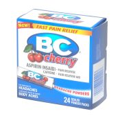 BC Headache Powder Cherry 24/box