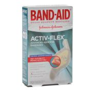 Band Aid Activ Flex Advanced (10/Bx)