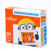 Despicable Me Adhesive Bandages 3/4x3 100 per box