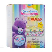 Care Bear Adhesive Bandages Plastic (100/Bx)