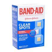 J & J Bandaid Brand Spot Bandaid 7/8'' 50/box