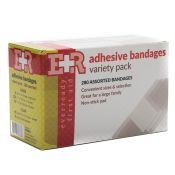 Adhesive Bandage Variety Pack (280/Bx)
