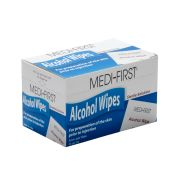 Alcohol Wipe Towelettes Medifirst 50/box
