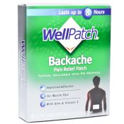 Well Patch Pain Patch Pads Xlarge 4/box