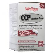 Medique Ccp Caffeine Free Non Drowsy Cough & Cold Tablet 250 X 2
