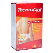Thermacare Back Wrap Large/xlarge 2/box