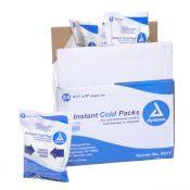 Disposable Instant Cold Pack Junior Size Bulk Case 24/cs