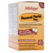 Medique Decorel Forte Plus Cold & Sinus Relief 250 X 2