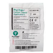 Cotton Applicators Puritan Non Sterile 3'' 100/pkg