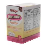 Medique Diotame Diarrhea Relief Tablets Industrial Packed 250 X 2