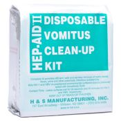 Hep-Aid II Vomit Clean Up Kit