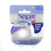 3M Nexcare First Aid Tape Paper Tape Dispenser 3/4 Inch